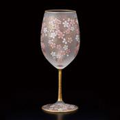 櫻花 紅酒杯