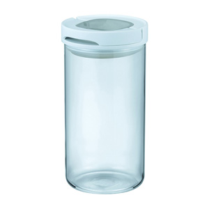 HARIO Sealed Canister L (White)