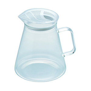HARIO Teapot without Lid / Clear (700ml)