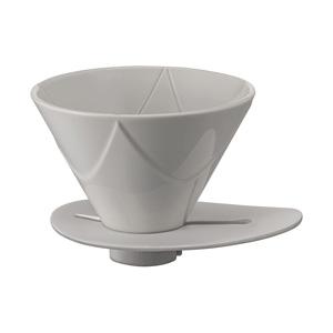 HARIO V60 陶瓷无限滤杯 (白色)
