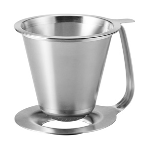 HARIO double stainless dripper/Kasuya model