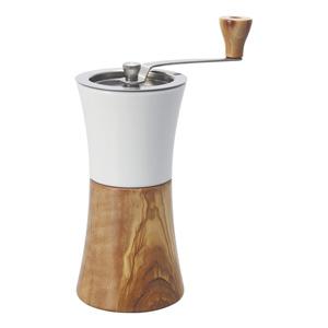 HARIO 陶瓷天然木手摇磨豆机