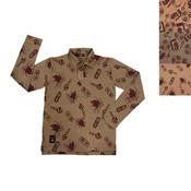 Original Long Top Polo Shirt