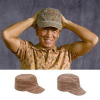 Original Persimmon-Dyed Military Cap