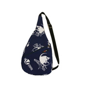 Samurai Style Bag (Boar Pattern)