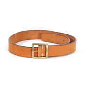 Original Tanned Leather Belt