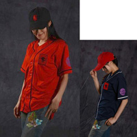 Yumeya Hachiman Original Ladies' Baseball Shirt