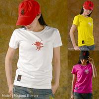 Yumeya Hachiman Original  Ladies' Dry Silky T-Shirt