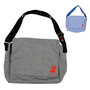 Yumeya Hachiman original sashiko shoulder bag