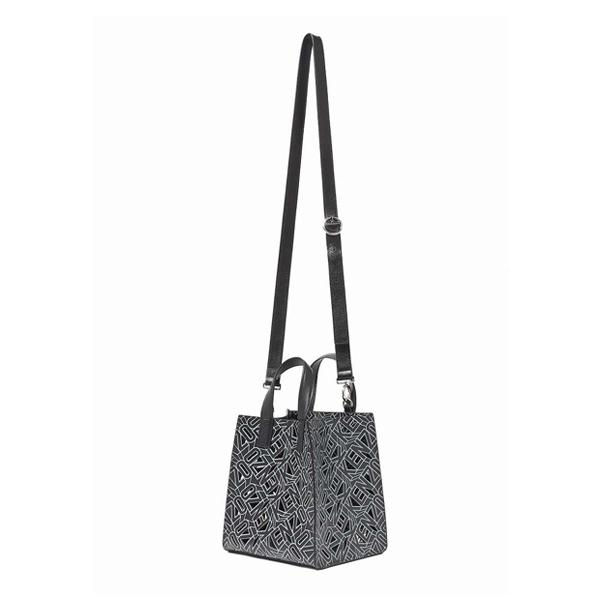 2e5e1722c8d KENZO 2sa606l11-99 Shopping Bag (Black) / Ladies' | JSHOPPERS.com