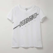 KENZO 1ts793992 T-Shirt (White) / Unisex