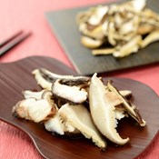 Sliced Shiitake Mushroom