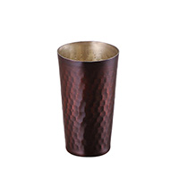 Pure Copper Cool Cup, 150ml, Bronze Finish