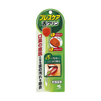 Kobayashi Pharmaceutical Breath Care Tongue Cleaner, Regular