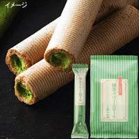 Matcha Cream Roll (S)