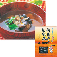 Lake Shinji's Shijimi Clam
