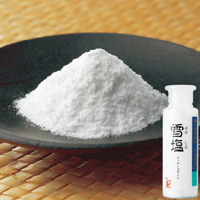 Snow Salt Cooking Bottle 50g