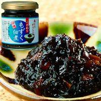 Soy-Boiled Mozuku