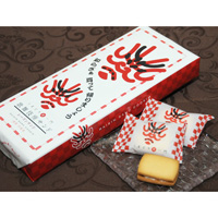 【歌舞伎座原創商品】歌舞伎座 葡萄乾奶油夾心餅乾