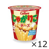 Calbee Jagarico Cheese 58g x 12