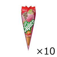 Glico Giant Caplico (Strawberry) 1 x 10 Bags