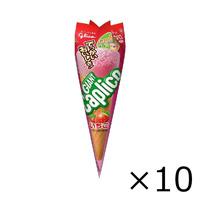 グリコ ジャイアントカプリコ (いちご) 1本 x 10袋