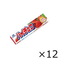 森永製菓 ハイチュウ ストロベリー 12粒 x 12個