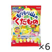 Kanro Morimoriyama no Kudamono Candy 180g x 6