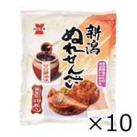 岩塚製菓 新潟ぬれせんべい 11枚 x 10個