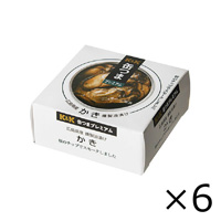 K&K Kantsuma Premium, Hiroshima Oysters In Smoked Oil No. EO F3 Can x 6