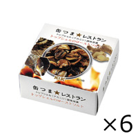 K&K Kantsuma Restaurant, Salt-Roasted Top Shell 45g x 6