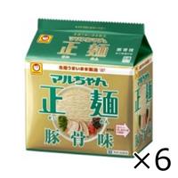 Maruchan Seimen Tonkotsu Flavor 5 Servings x 6