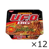 Nissin Foods Yakisoba UFO Big, 168g x 12