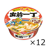 Nissin Foods Demae Itcho Donburi Cup, 86g x 12