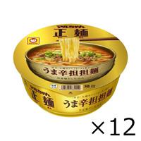 マルちゃん マルちゃん正麺 担担麺 カップ 120g x 12