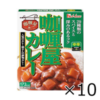 House Curry-Ya Curry, Medium Hot, 200g x 10
