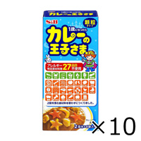 S&B Curry no Oji-sama, Granules, 60g x 10