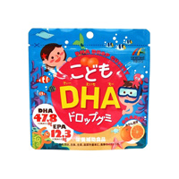 Children's DHA Drop Gummy, 90 Tablets