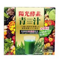 Yoko Koso Aojiru w/Lactic Acid Bacteria, 3g x 30 Packets