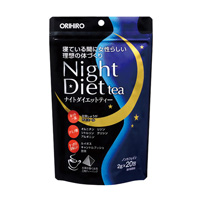 ORIHIRO Night Diet tea 夜間纖體茶 (2g x 20包)