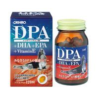 オリヒロ DPA + DHA + EPAカプセル 30日分 (120粒)