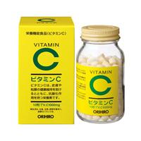 ORIHIRO 營養補品 維生素C 300粒