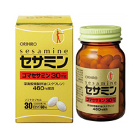 ORIHIRO Sesamin for sesame sesamin 30 days (60 tablets)