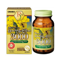ORIHIRO Royal Jelly 3000 90 tablets