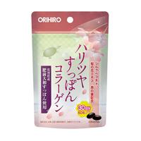 ORIHIRO Haritsu Hizen Yamato Suppon Collagen 60 tablets