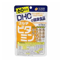 DHC 營養補品 綜合維生素 60天份 (60粒)