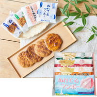 Choshi no Ishigami   Nuresenbei Gift E-6