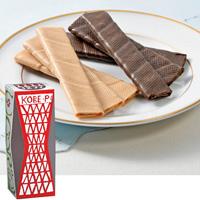 神戶C&T 巧克力薄餅