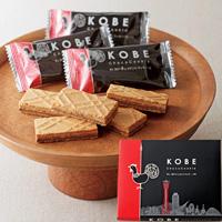 Kobe Choco Sandwich Cookie