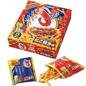 Kappa Ebisen Takoyaki Flavor